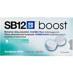 SB12 Boost Eucalyptus White tuggummi 10 st