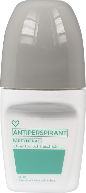 Hjärtats Antiperspirant Parfymerad 50 ml