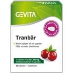 Gevita Tranbär 60 tabletter