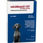 Milbemax vet. tuggtablett för hund (över 5 kg) 12,5 mg/125 mg 2 st