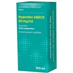Ibuprofen ABECE Oral suspension 20 mg/ml 100 ml