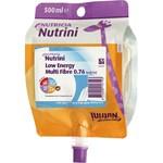 Nutrini Low Energy Multi Fibre Naturligt glutenfri och med kostfibrer för barn 8-20 kg med lägre energibehov 8x500milliliter