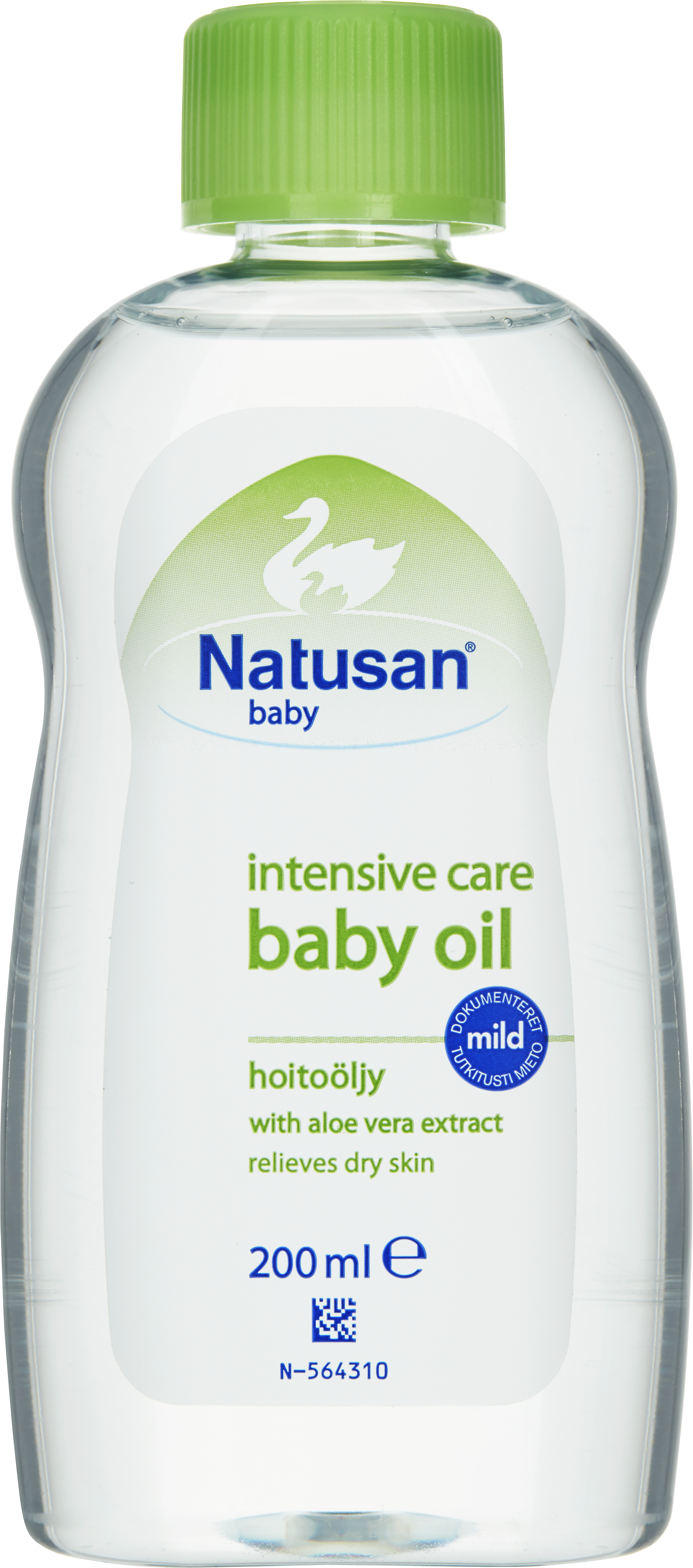 natusan intensive care baby oil