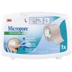 Micropore kirurgtejp brun 9,1 m x 2,5 cm 1 st