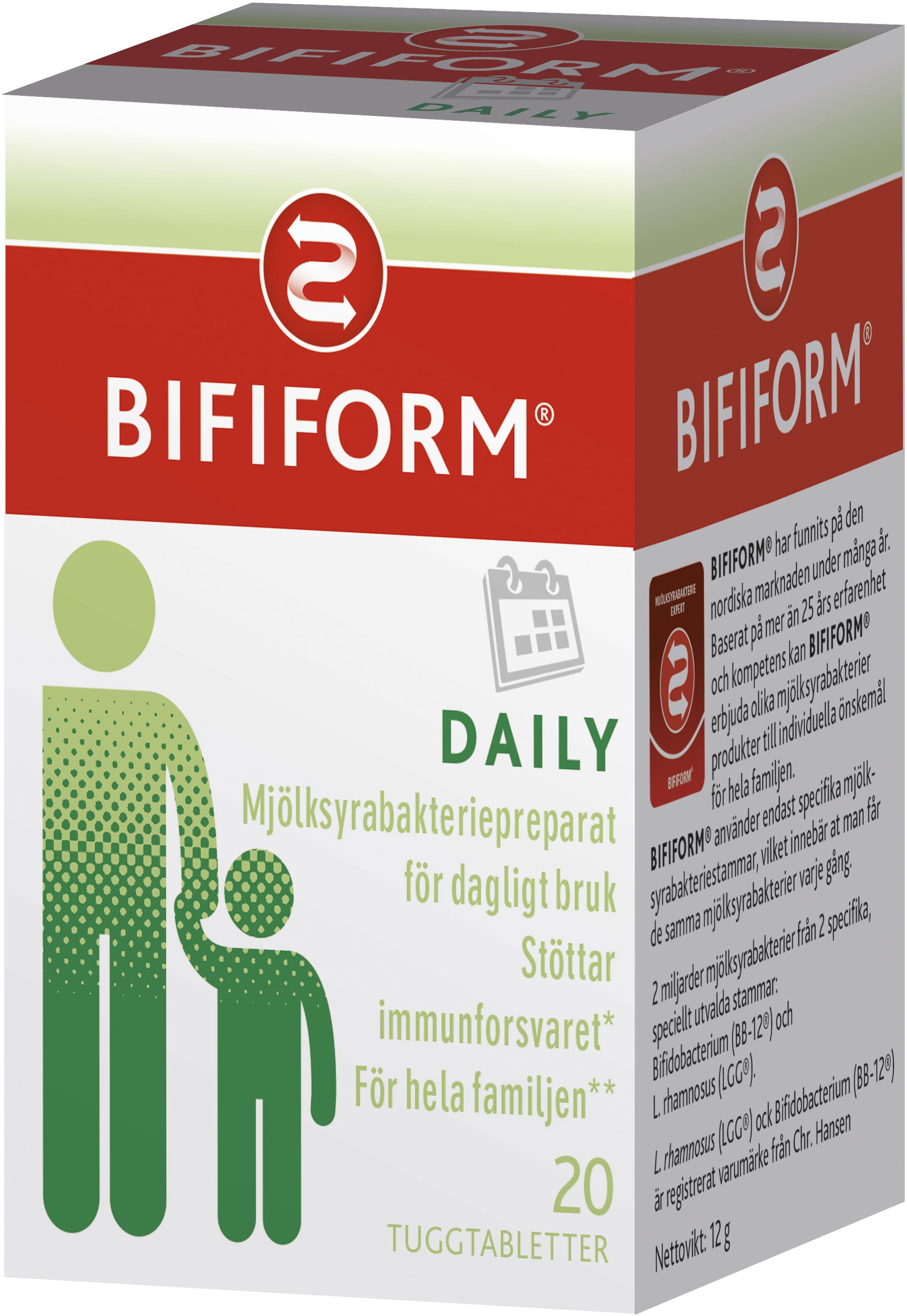 bifiform balance apoteket
