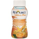 Resource Addera Plus glutenfri apelsin 4 x 200 ml