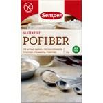 Pofiber fiberprodukt till bak och matlagning matlagningsfiber 125gram
