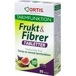 Frukt & Fibrer tablett 30 st