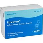 Laxiriva Pulver till oral lösning i dospåse 20 st