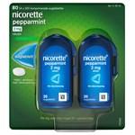 Nicorette Pepparmint sugtablett 2 mg 80 st