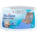 Micropore kirurgtejp brun 9,14 m x 12,5 mm 1 st
