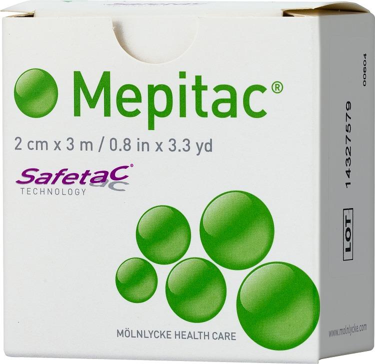 mepitac mot ärr