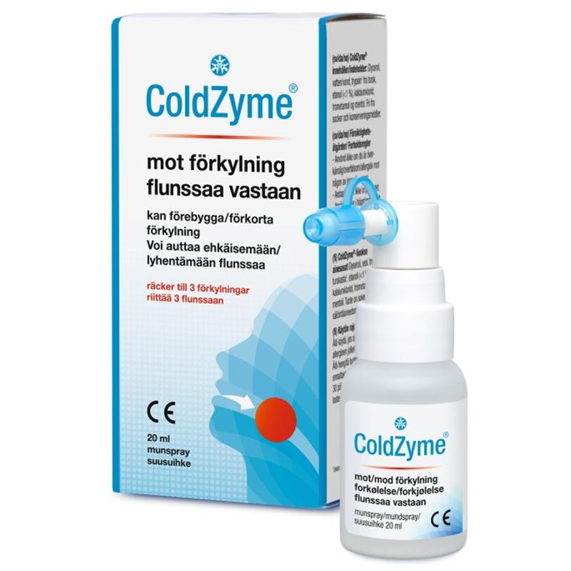 ColdZyme Munspray 20 ml