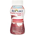 Resource Komplett Näring 1,5 hallon/jordgubb 4 x 200 ml
