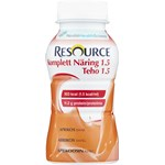 Resource Komplett Näring 1,5 aprikos 4 x 200 ml