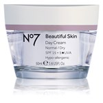 No7 Beautiful Skin Day Cream SPF15 Normal/Dry 50 ml