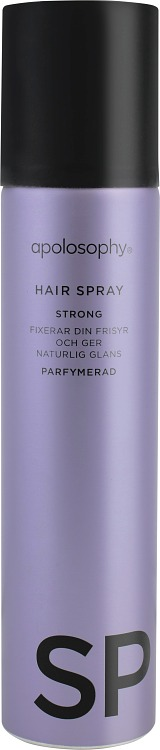 hårspray för allergiker