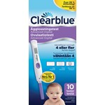 Clearblue ägglossningstest Advanced Digital 10 st