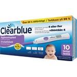 Clearblue ägglossningstest Advanced Digital 10 st