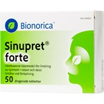 Sinupret forte dragerad tablett 50 st