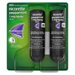 Nicorette Pepparmint munhålespray 1 mg/spray 300 sprayningar