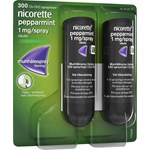 Nicorette Pepparmint munhålespray 1 mg/spray 300 sprayningar
