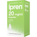 Ipren oral suspension 20 mg/ml 100 ml