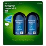 Nicorette Pepparmint komprimerad sugtablett 2 mg 160 st