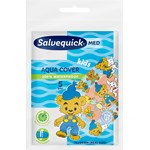 Salvequick MED Aqua Cover Kids 5 st