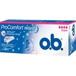 O.b. ProComfort Night Super Tampong 16 st