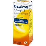Bisolvon oral lösning 1,6 mg/ml 125 ml