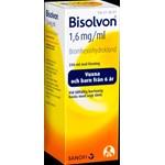 Bisolvon oral lösning 1,6 mg/ml 250 ml