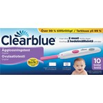 Clearblue digitalt ägglossningstest 10 st