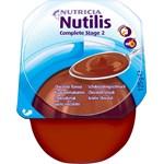 Nutilis Complete stage 2 Amylasresistent, krämig, för patienter med  dysfagi (sväljsvårigheter) choklad 4x125gram