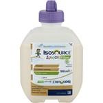Isosource Junior Fibre med fibrer, för barn från 1 års ålder neutral 12x500milliliter