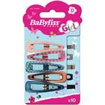 Babyliss hårklämmor Kids 10 st