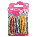 Babyliss hårsnodd färgmönster 10 st