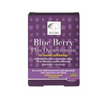 New Nordic Blue Berry Plus Ögonvitamin Tablett 120 st