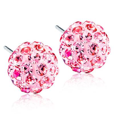 Blomdahl Örhängen Crystal Ball 6 mm - Apotek Hjärtat 42bd4ccc0accf