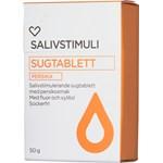 Hjärtats salivstimulerande sugtablett persika 50 g