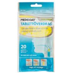 Medcoat tablettöverdrag 20 applikatorer, smak citrus 20styck