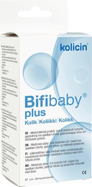 bifibaby och minifom