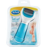 Scholl Velvet Smooth Diamond Elektrisk fotfil