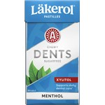 Läkerol DentaFresh Menthol 36 g