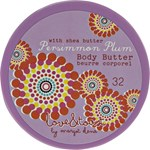 Love & Toast Body Butter Persimmon Plum