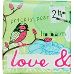 Love & Toast Lip Balm Prickly Pear
