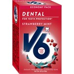 V6 Dental Strawberry mint 70g