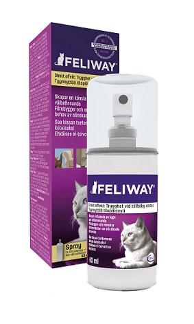 lugnande spray katt