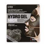 Kiss Hydrogel Mask Charcoal 1 st