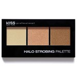 Kiss New York Pro HaloStrobing Palette Highlighter Dark